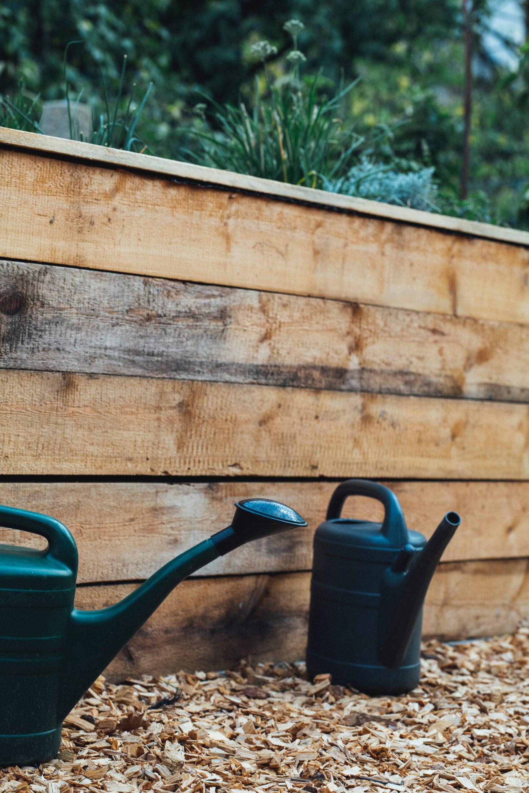 Hochbeet aus Holz smart to plan zur Messung