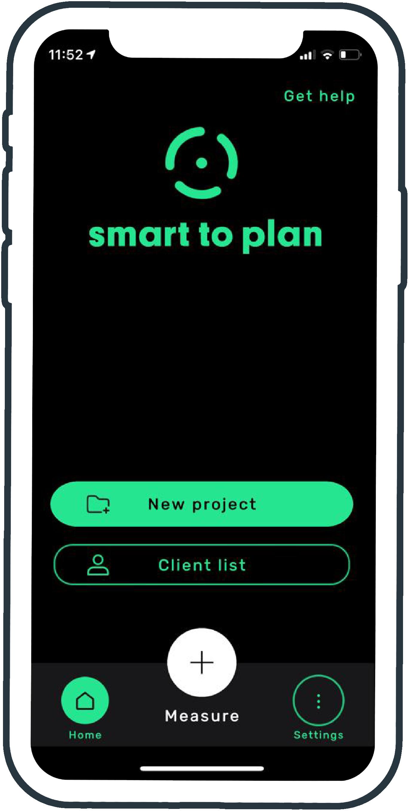 starting page smart to plan